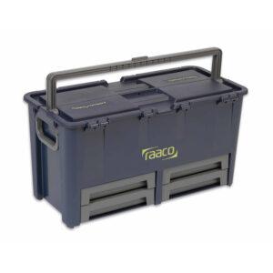 Θήκη αποθήκευσης και μεταφοράς εργαλείων raaco Compact 62 CIMCO 417227