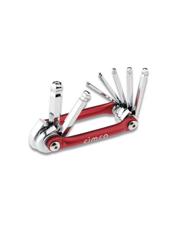Σετ με 7 κλειδιά αλλεν CIMCO 110596