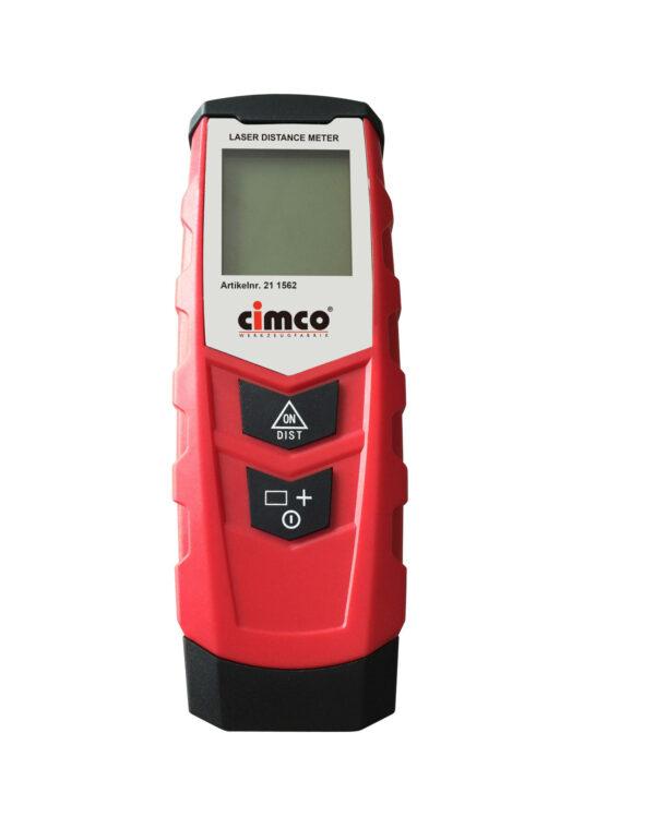 Μετρητής αποστάσεων λέιζερ ψηφιακός CIMCO 211562