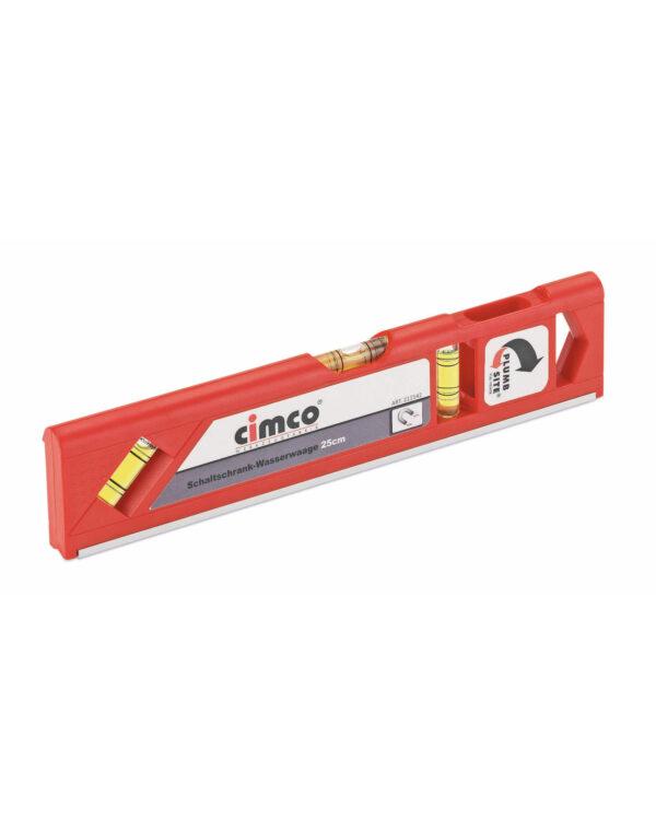 Αλφάδι 250mm Cabinet Plumb Site Dual View Level CIMCO 211542