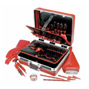 Σκληρή θήκη με εργαλεία πλήρης KLASSIK Elektro-Sicherheit CIMCO 170370