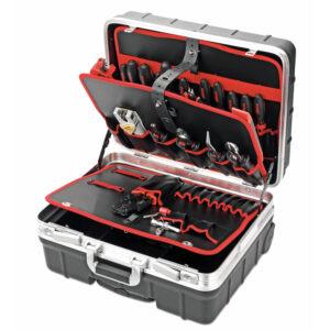 Σκληρή θήκη με εργαλεία πλήρης με τρόλεϊ CIMCO 170600