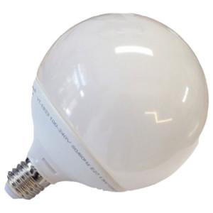 Λάμπα LED Globe Σφαιρικός G125mm E27 18W 6400K