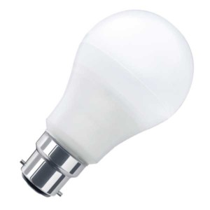 0230110/B-325-Λάμπα LED 10W 6400K 230V B22