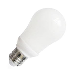 Λάμπα Οικονομίας Pear 15W Ε27 Ψυχρό Λευκό 6400Κ
