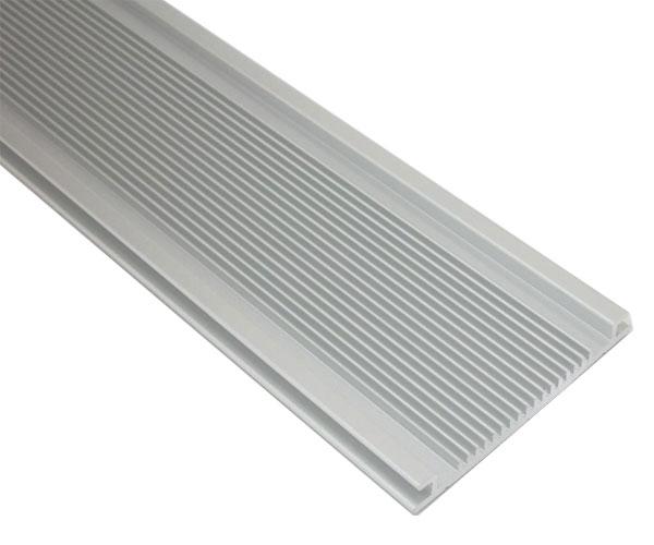 Ψύκτρα για Ταινίες LED από Ανοδιωμένο Αλουμίνιο 43x4