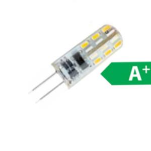 Λάμπα Led G4 12V 1.5W με Σιλικόνη