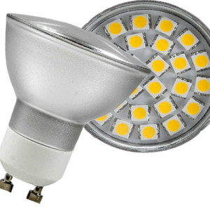 Λάμπα Saturn Led 27-SMD GU10 3
