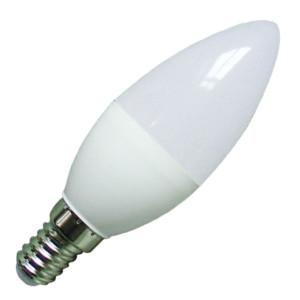 Λάμπα Led Κερί CandLed 6W Ε14 3-3300K