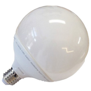 Λάμπα LED Globe Σφαιρική G125mm E27 20W