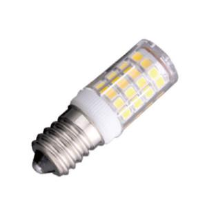 Λάμπα Led Κεραμική E14 3.5W με Πλαστικό Κάλυμμα