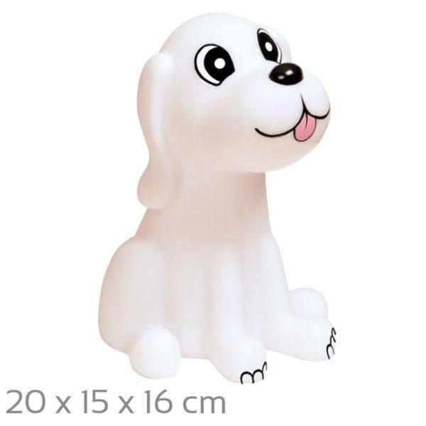 55197102-0043-Heitech 04000417 BELLO Φωτάκι νυκτός LED σκυλάκι
