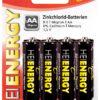 5519710-0028-Heitech 04002131 Μπαταρίες Zinc Carbon 8 τμχ AΑ 1.5 V