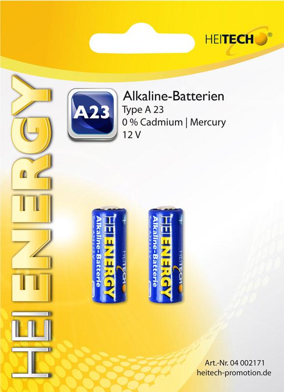 5519710-0017-Heitech 04002171 Αλκαλικές μπαταρίες 2 τμχ CR105