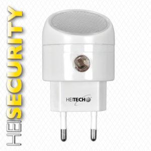 55197102-0060-Heitech 04002226 Φωτάκι νυκτός LED με αισθητήρα φωτεινότητας