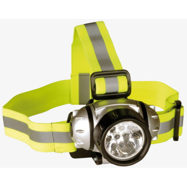 55197102-0005-Heitech 04002626 Φακός κεφαλής LED