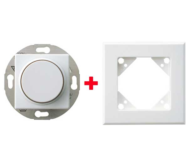 Dimmer 300W/A/R Trend
