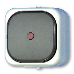 Στεγανό Μπουτόν με Φώς Aqua-Top