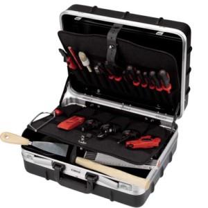 Βαλίτσα με Εργαλεία Ηλεκτρολόγου Eco Cimco 107500 Cimco