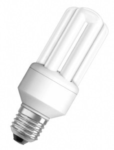 Λαμπτήρας Εξοικονόμησης Ενέργειας Osram Duluxstar® 5W E27
