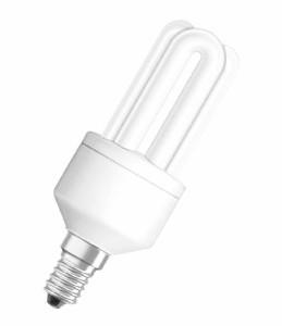 Λαμπτήρας Εξοικονόμησης Ενέργειας Osram Duluxstar® 5W E14