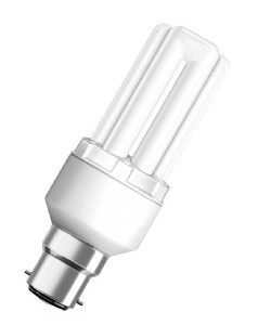 Λαμπτήρας Εξοικονόμησης Ενέργειας Osram Duluxstar® 5W B22