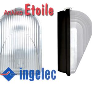 Απλίκα Τοίχου Etoile IP44 E27