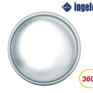 Πλαφονιέρα Οροφής Lina IP54 E27 με Ανιχν.  Κίνησης 360μοιρών
