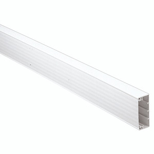 NCT/5050 Premier Κανάλι 50x50mm Λευκό