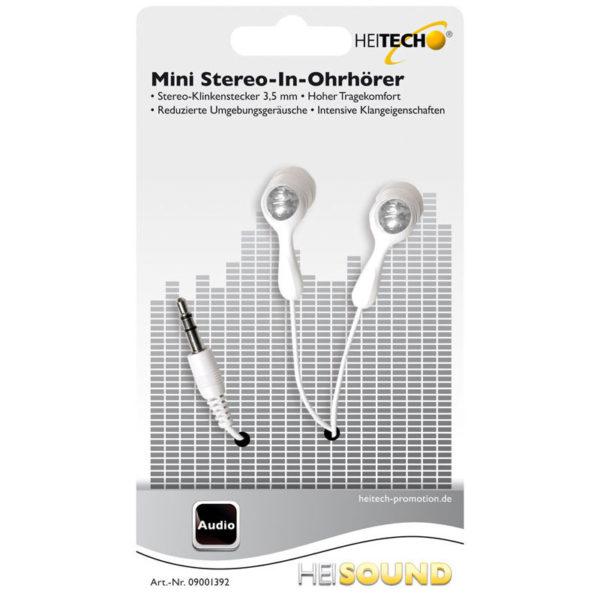 5519791-0021-Heitech 09001392 In Ear ακουστικά