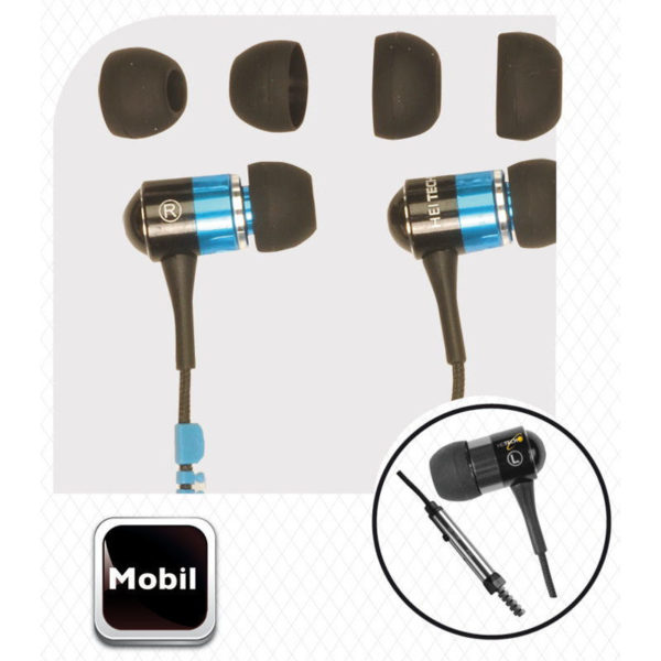 5519791-0026-Heitech 09001395 Ακουστικά zipper 3.5 mm