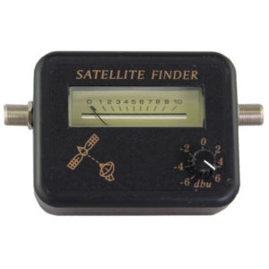 55197100-0118-Heitech 09001458 Αναλογικό πεδιόμετρο – Εντοπιστής δορυφόρων