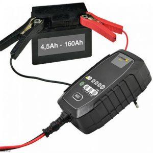 Heitech 09001543 (HT800) Αυτόματος φορτιστής μπαταρίας αυτοκινήτου 0.8 A