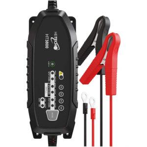 5519710-0049-Heitech 09001557 (HT3800) Αυτόματος φορτιστής μπαταρίας αυτοκινήτου 3.8 A