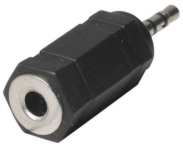 55197100-0076-Heitech 09004032 Αντάπτορας 2.5 mm αρσενικό σε 3.5 mm θηλυκό