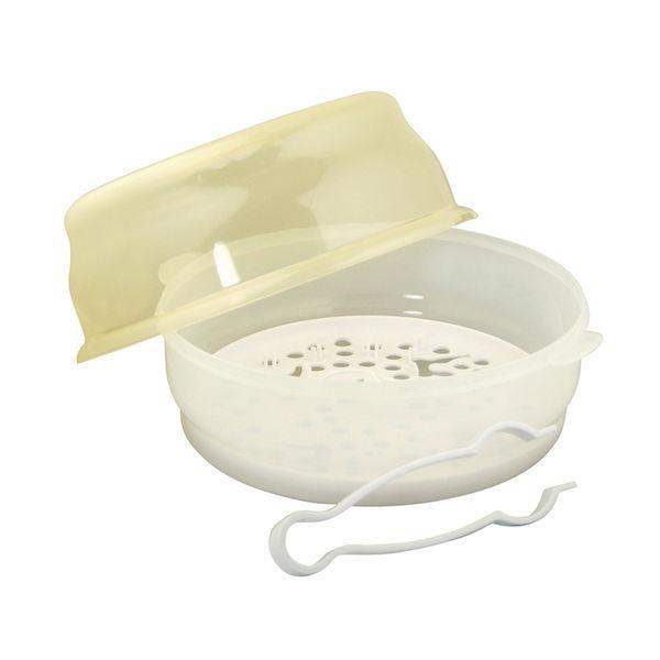 551106106-0002-Olympia H&H BS 18 Αποστειρωτής για φούρνο μικροκυμάτων για 4 μπιμπερό