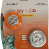 Izy-Lite Φακός με 3 Led