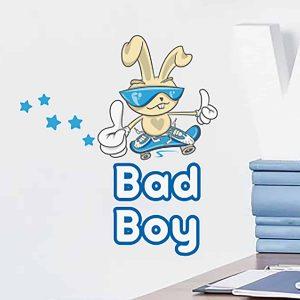 Ango 11006 - Bad Boy διακοσμητικά αυτοκόλλητα τοίχου XS μέγεθος