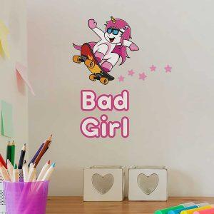 Ango 11007 - Bad Girl διακοσμητικά αυτοκόλλητα τοίχου XS μέγεθος