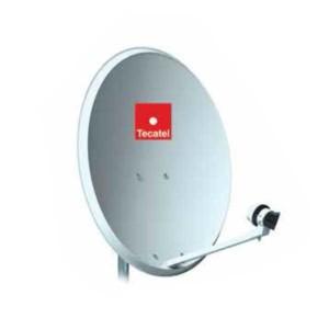 Δορυφορικό Κάτοπτρο ALG60 Offset 60x70cm TECATEL