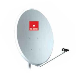 Δορυφορικό Κάτοπτρο ALG80A Offset 80x90cm TECATEL