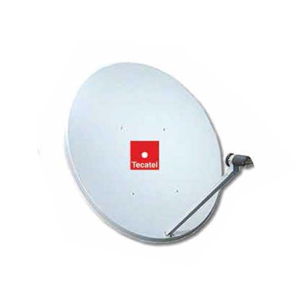 Δορυφορικό Κάτοπτρο ALG100 Offset 100x115cm TECATEL