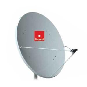 Δορυφορικό Κάτοπτρο Σταθερό ALG125 Offset 125x145cm TECATEL