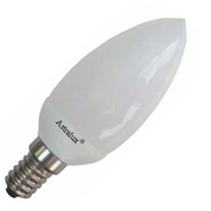 Λαμπτήρας Εξοικονόμησης Ενέργειας Κηρία 9W Ε14