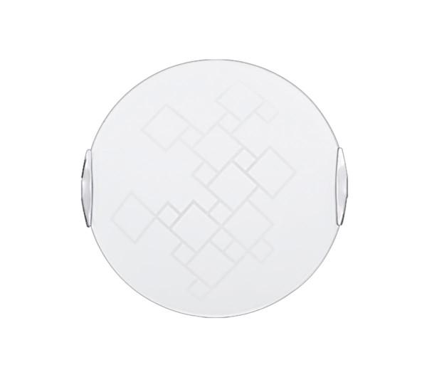 Πλαφονιέρα Οροφής Λευκή E27 NEPTUNE OKTAY