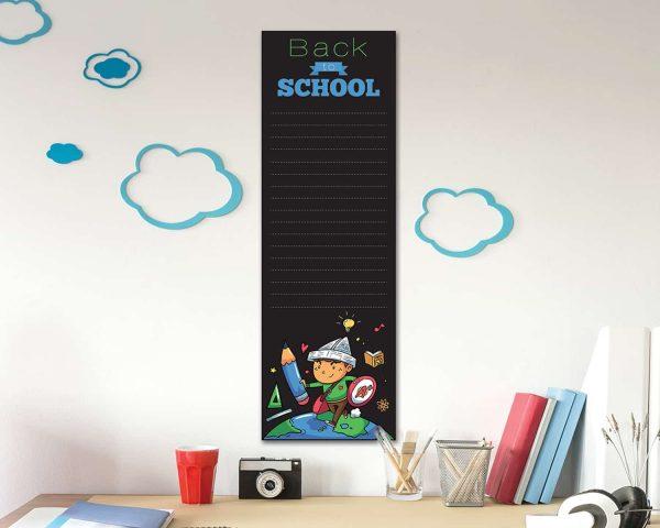 Ango 15202 - Blackboard Superboy διακοσμητικά αυτοκόλλητα τοίχου ML μέγεθος