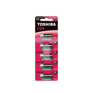 155255-565-Αλκαλική μπαταρία Toshiba A23 12V 1 τμχ