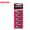 Μπαταρίες TOSHIBA Συναγερμού Αλκαλικές 23A 12V Συσκευασία 5 Τεμαχίων