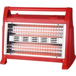 Θερμάστρα Χαλαζία-Quartz 1600W MAXELL LX-2830  2 Θέσεων με Χερούλι