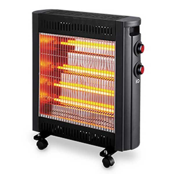 Θερμάστρα Χαλαζία-Quartz 2400W IQ HT-1473 με Θερμοστάτη